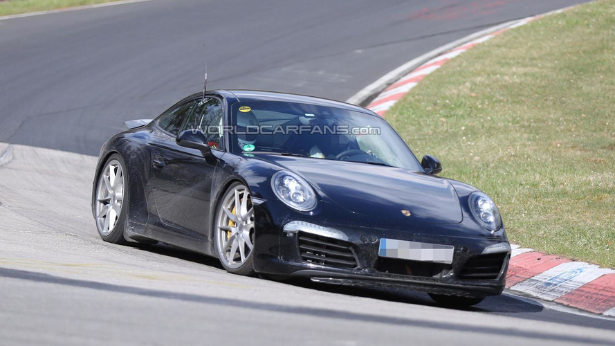 Report says 2015 Porsche 911 facelift to be all turbo, except GT3 & GT3 RS