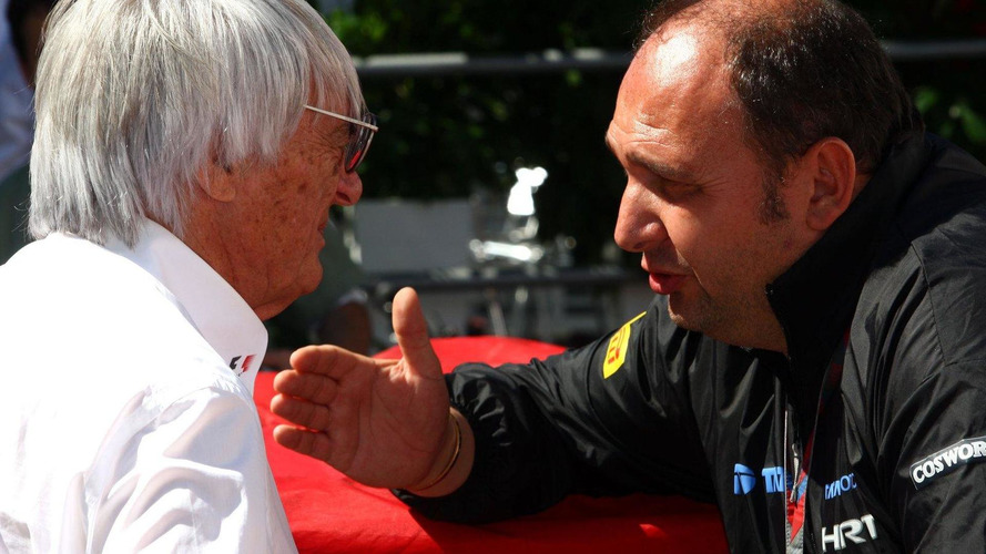 Ex-F1 boss Kolles tried to blackmail Wolff - report