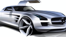Mercedes AMG Driving Academy Returns with the 2011 Mercedes SLS AMG