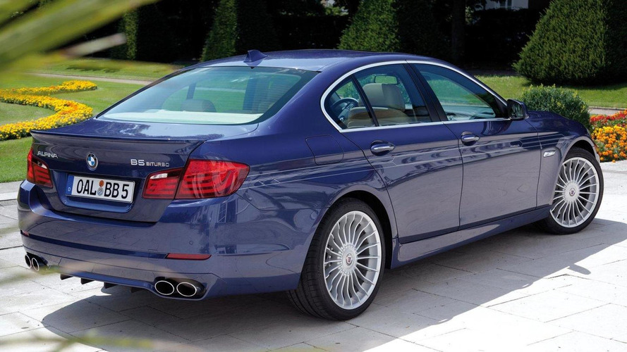Alpina B5 Bi-Turbo gets a power boost