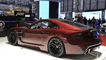 Super GT Carlsson C25 Royale live in Geneva - 02.03.2011