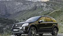 Mercedes ML 63 AMG Performance Studio Edition