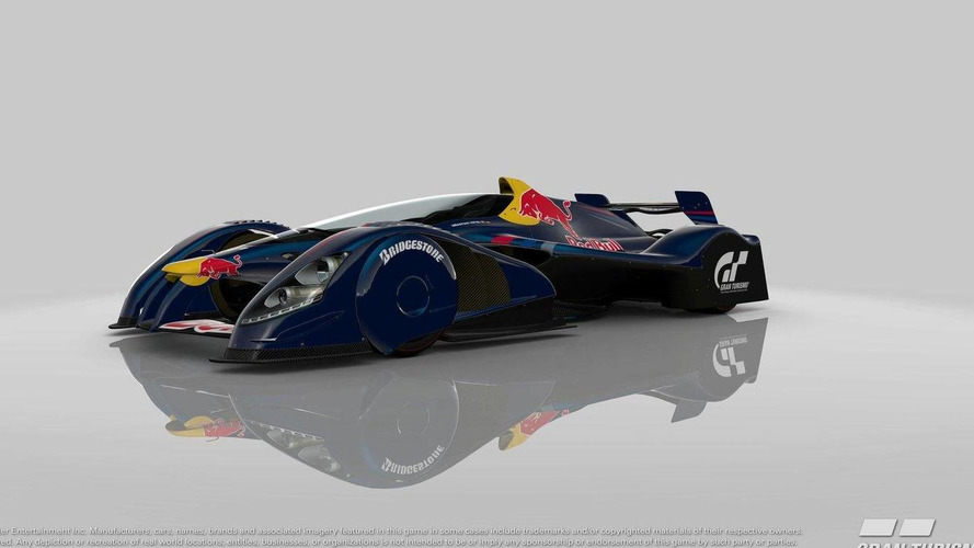 Red Bull X1 Prototype revealed for Gran Turismo 5 [video]