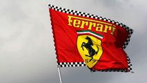 Ferrari flag - Formula 1 Testing, 03.03.2009, Jerez, Spain