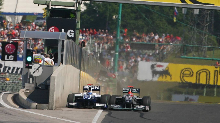 Haug calls for end to Schumacher move criticism