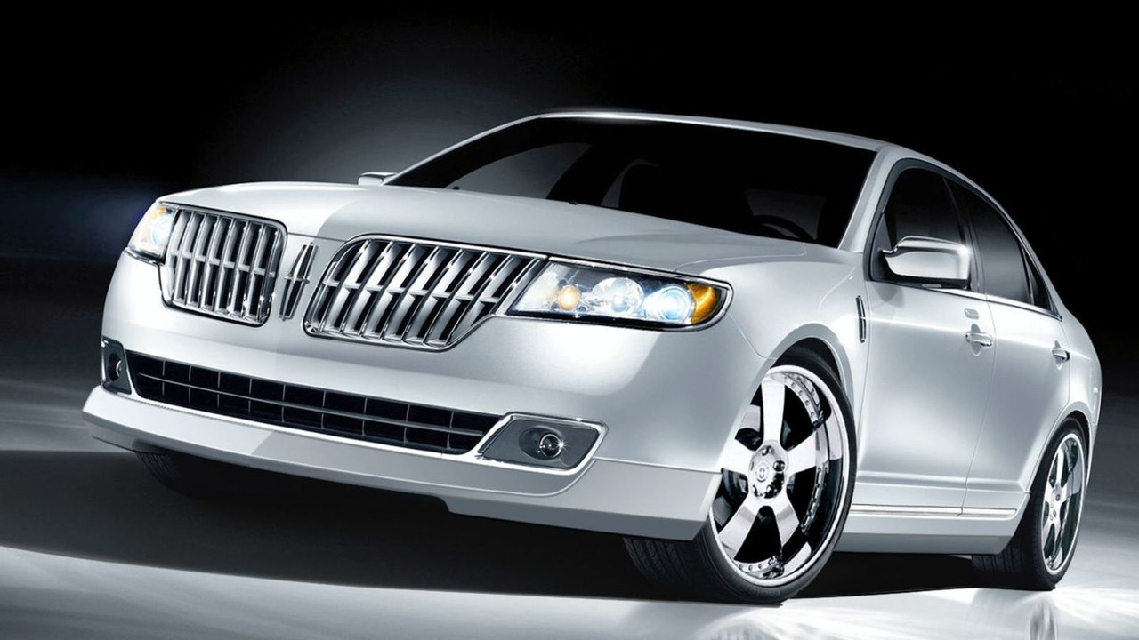 2010 Lincoln MKZ by 3dCarboon