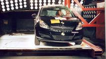New Opel Corsa Euro NCAP Crash Tests