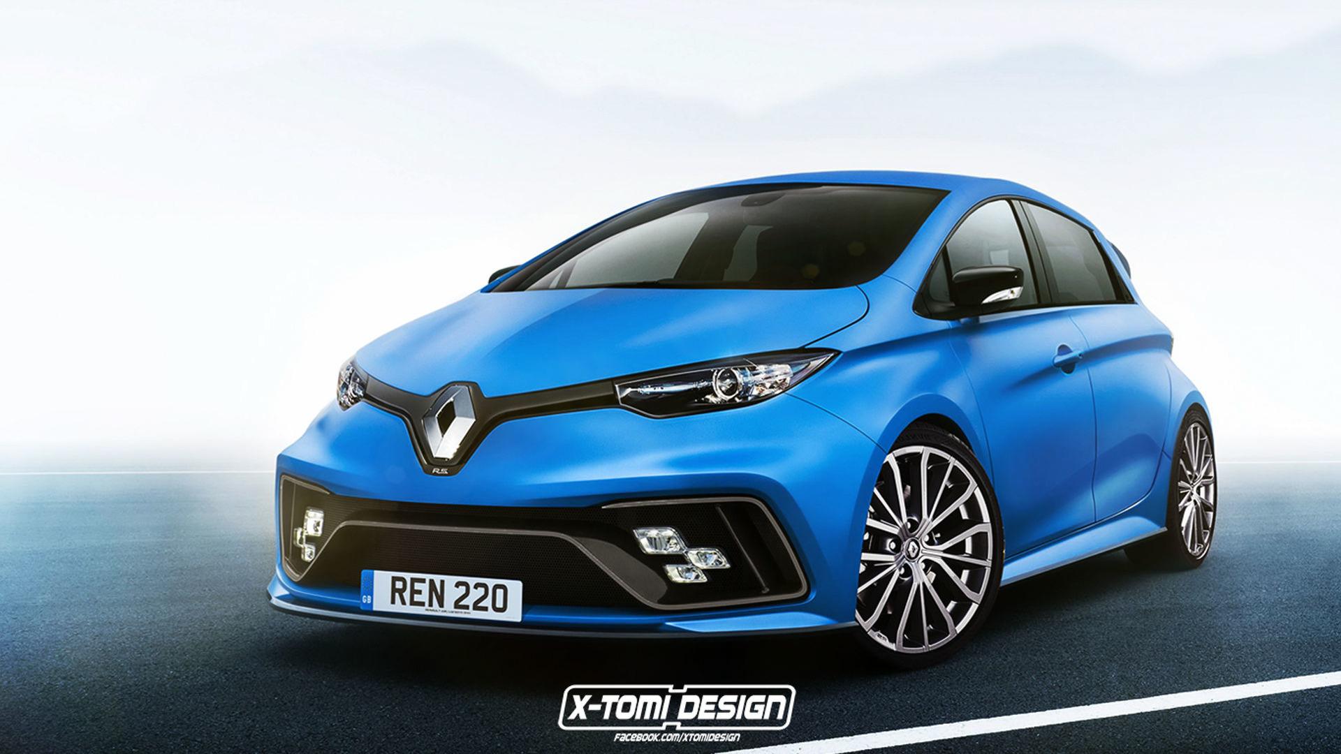 Pas Mal La Renault Zoe R S