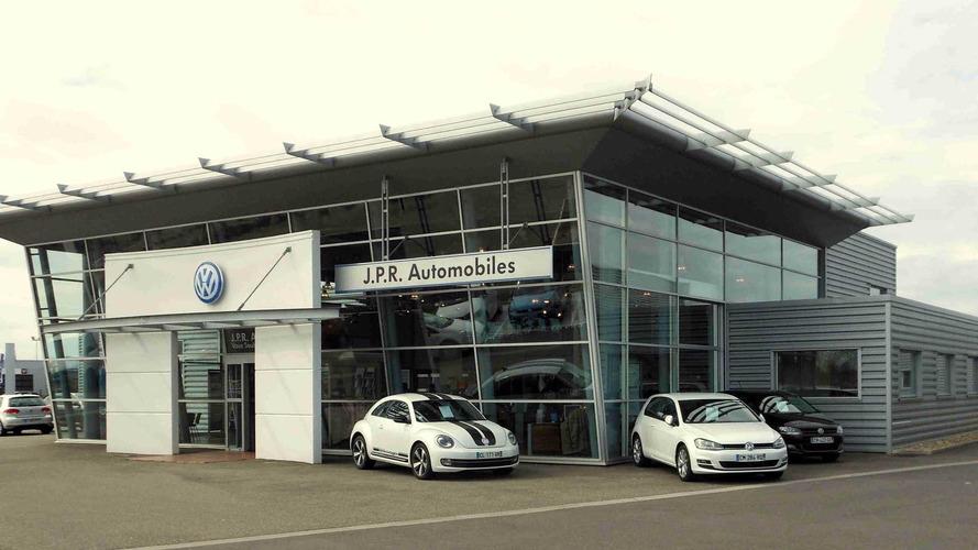 En quête d'un bureau ? VW vous accueille dans ses concessions !