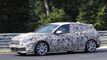BMW M140i 2019 fotos espía