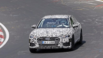 2019 Audi S6 spy photos