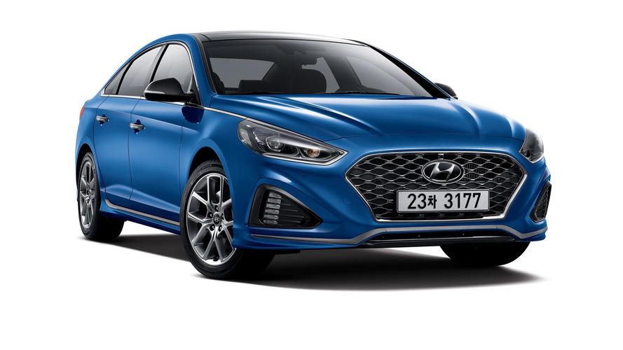 Hyundai Sonata 2017, más que un cambio de look