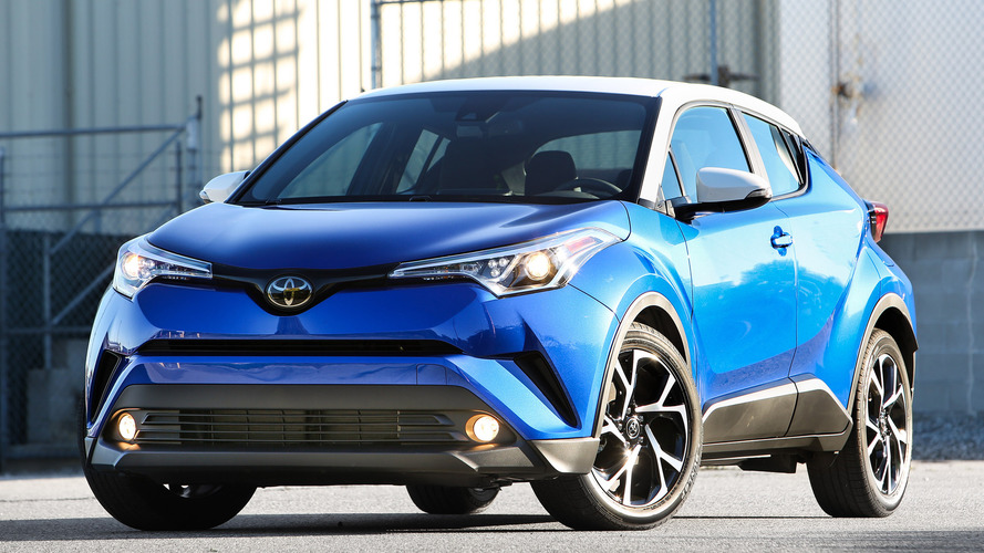 2018 Toyota C-HR: İlk Sürüş