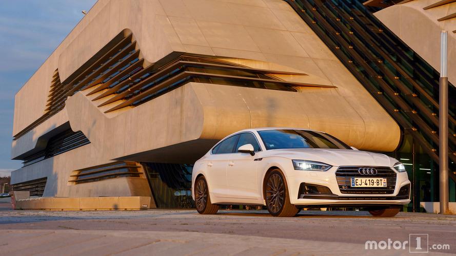 Essai Audi A5 Sportback 2.0 TDI 190 ch - L'art du compromis