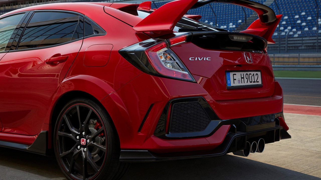 honda civic type r stars in new gallery videos of euro model. Black Bedroom Furniture Sets. Home Design Ideas