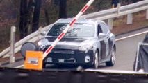 2018 Ford Focus spy photo