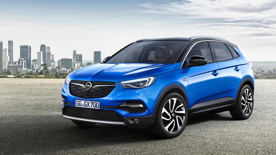 Ezzel tartaná a lépést az Opel az SUV-k között: Grandland X