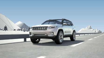 Jeep Yuntu Concept é revelado e pode ganhar versão de produção