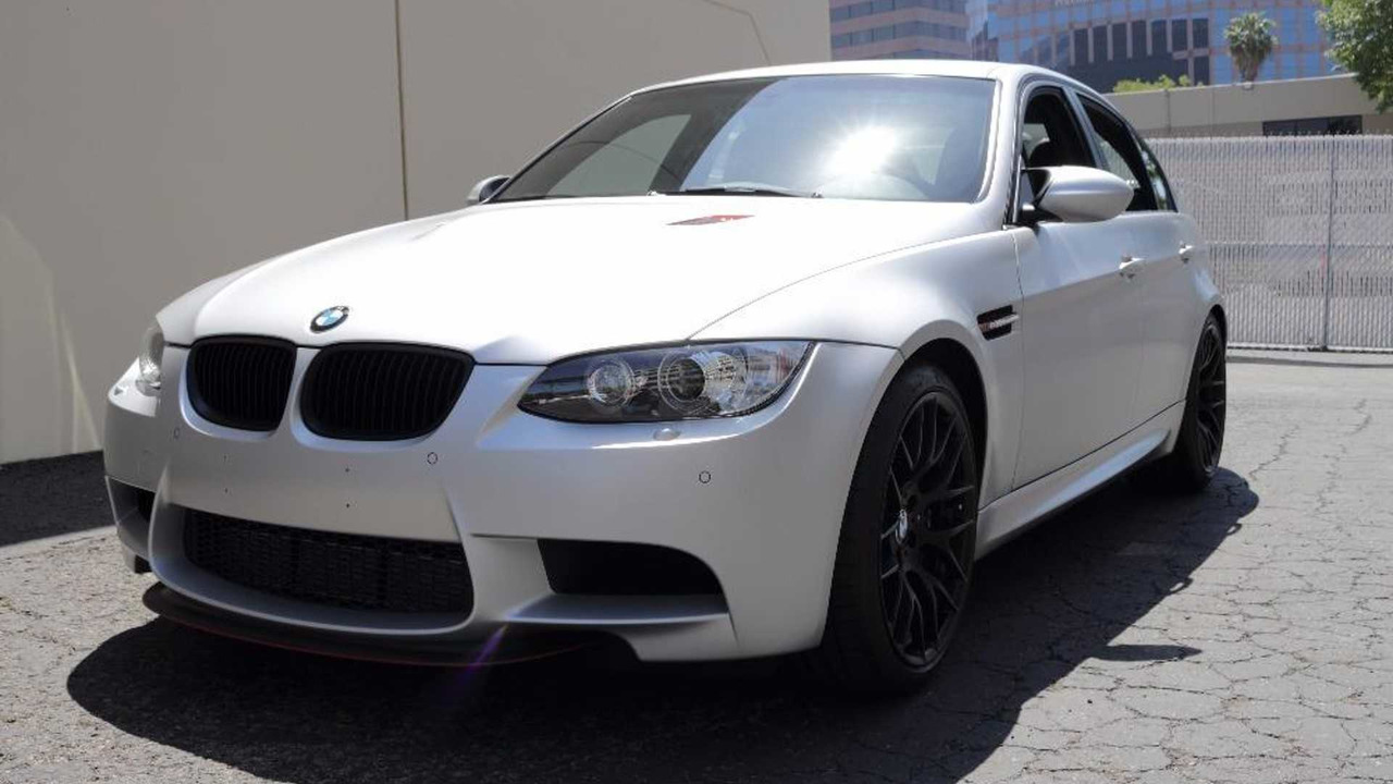 is this rare and barely driven bmw m3 crt for sale worth 300k. Black Bedroom Furniture Sets. Home Design Ideas