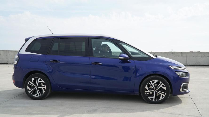2017 Citroën C4 Grand Picasso 1.6 BlueHDi   Neden Almalı?