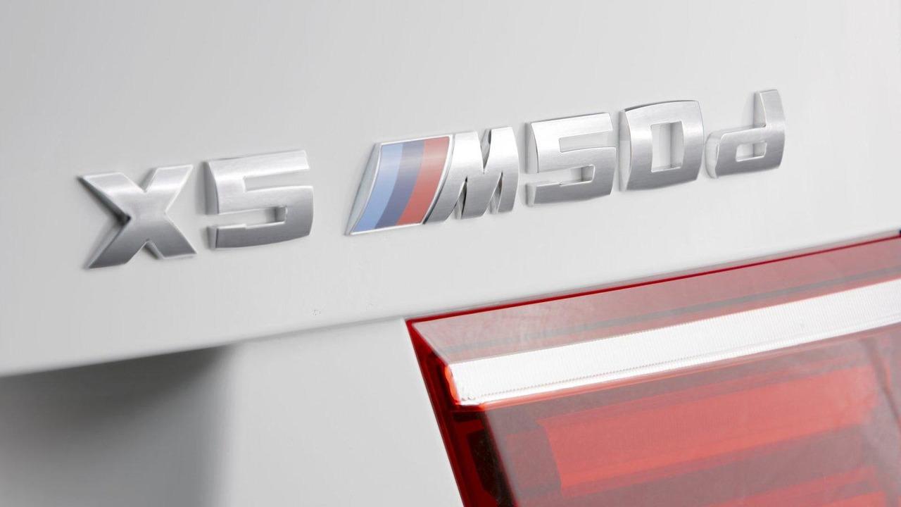 2012 BMW M Performance X5 M50d 25.01.2012