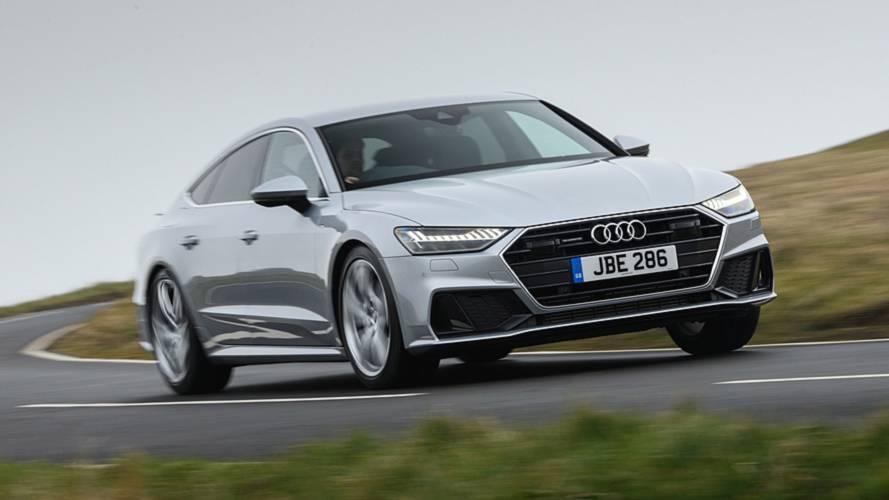 Audi A7 Sportback 45 TDI orders open starting from £52,240 OTR