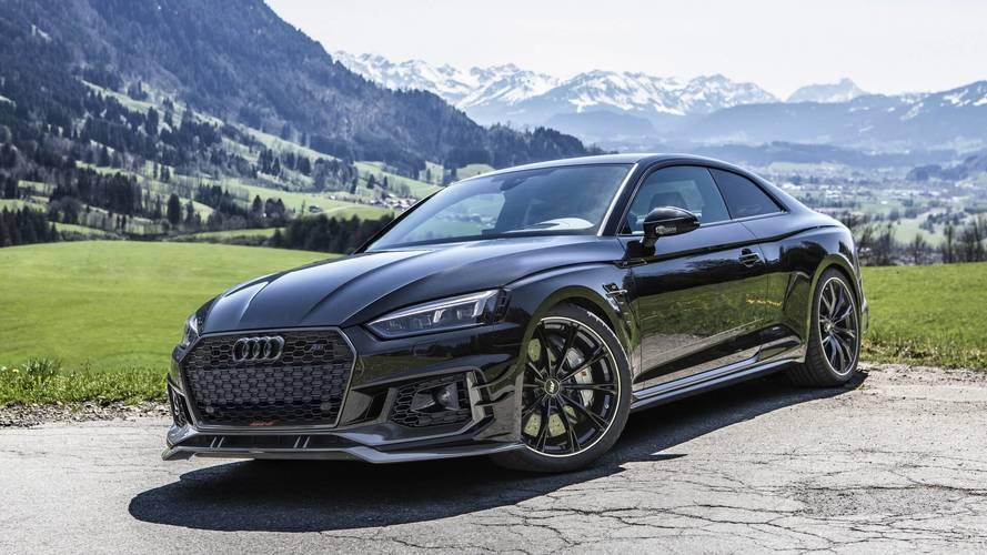 Audi RS5-R de ABT, siniestramente divertido