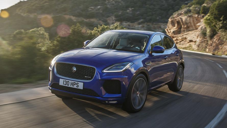 Jaguar E-Pace vince il Car Design Award 2018 a Parco Valentino