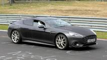 Aston Martin Rapide AMR Spy Photo