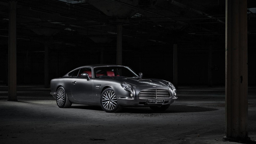 David Brown Automotive Speedback GT to be offered in the U.S.