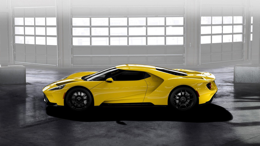 See the rejection letter sent to failed Ford GT applicants