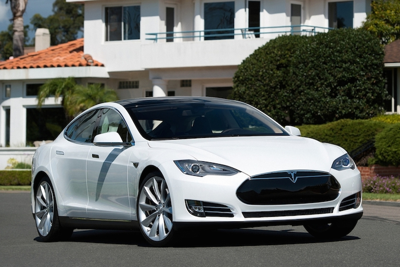Tesla Model S Breaks Norway's All-Time Monthly Sales Record