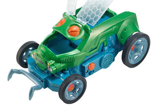 Mattel Actually Built a Toy Car That Can Be Driven By A Cricket