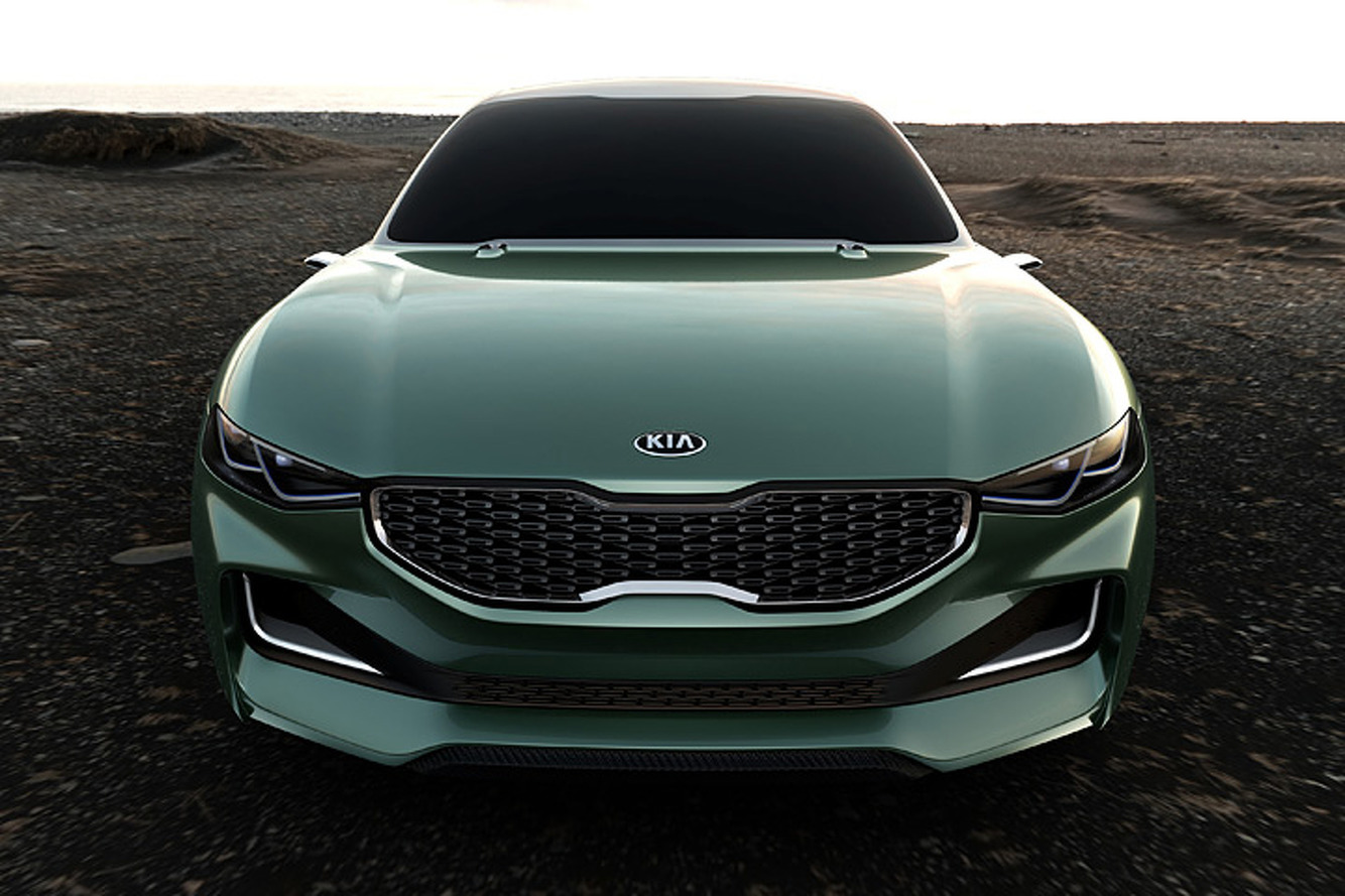 New Kia Sports Sedan is Expected to Aim for the BMW 3 Series