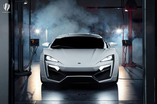 W Motors Lykan: Saudi Arabia's First Supercar