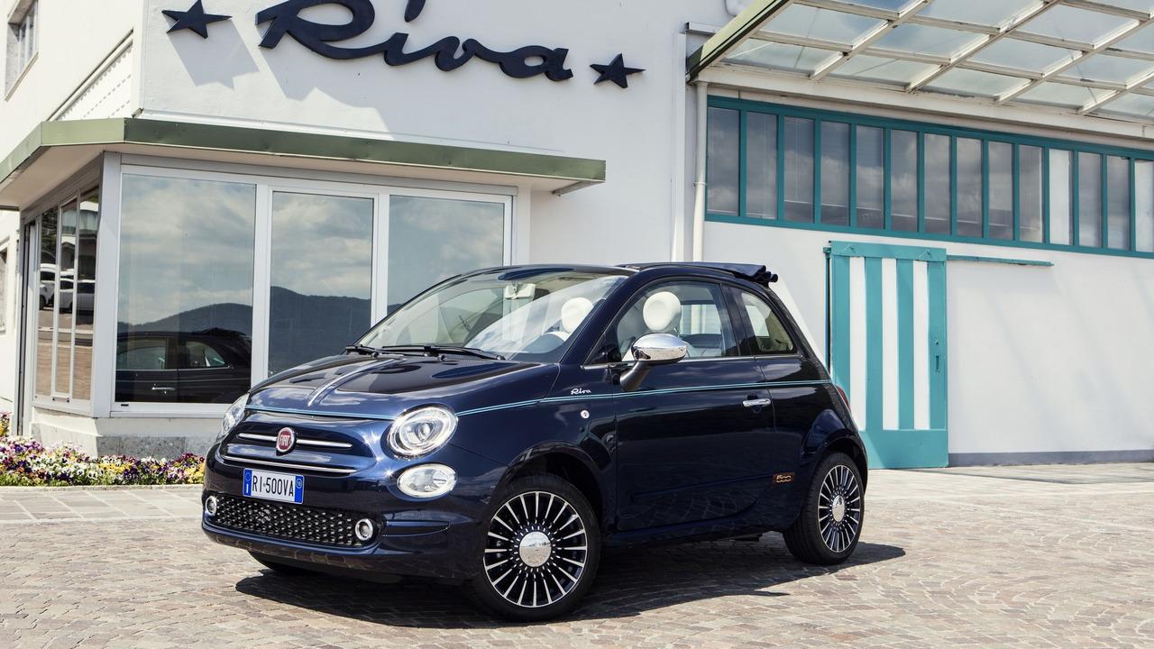 2016 Fiat 500 Riva special edition