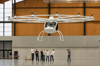 Forget Flying Cars, the Volocopter Could be a Real Answer