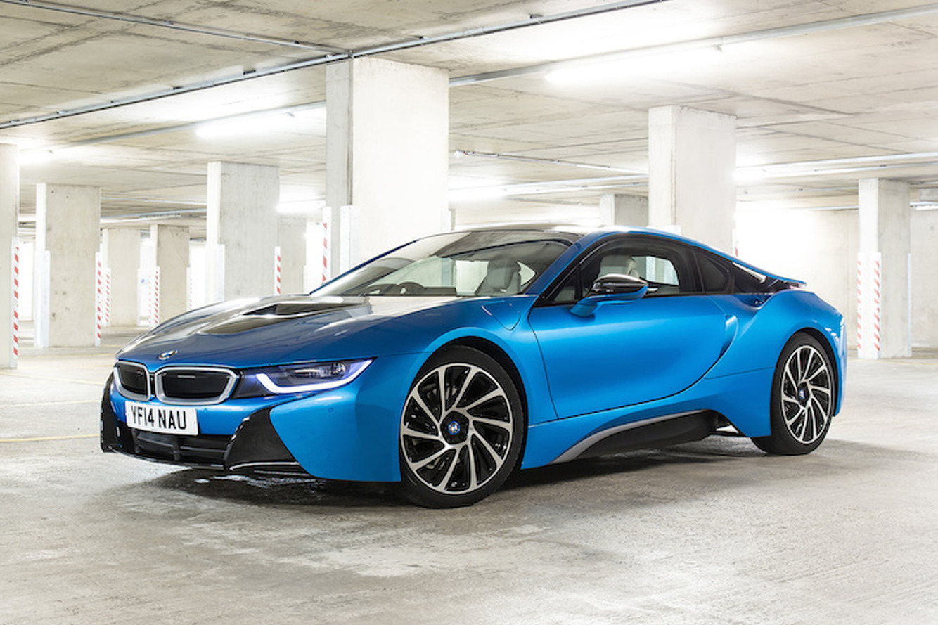 BMW i8 Production Will Soar to Meet Demand
