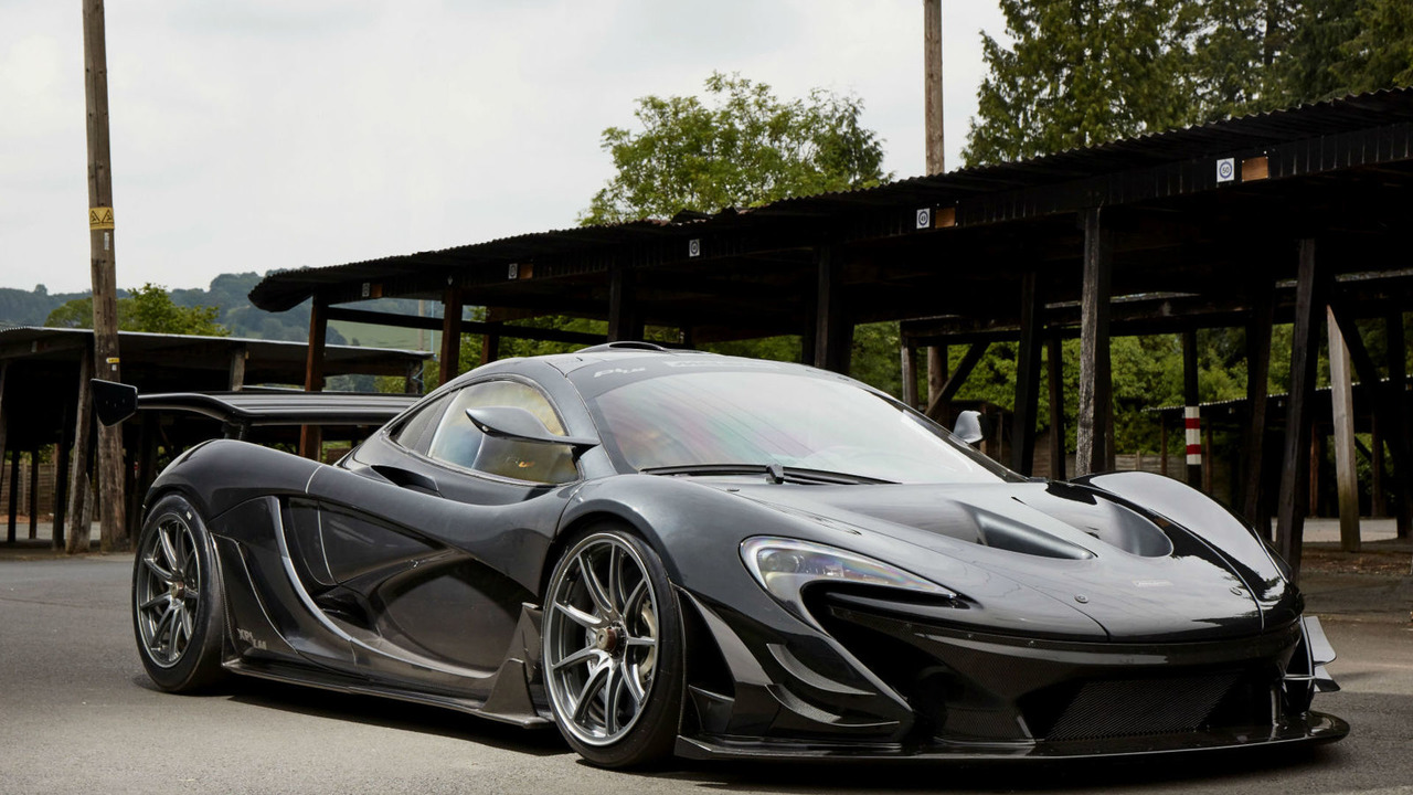 Mclaren P1 Lm >> Ini Dia Mclaren P1 Gtr Yang Road Legal The P1 Lm By Lanzante