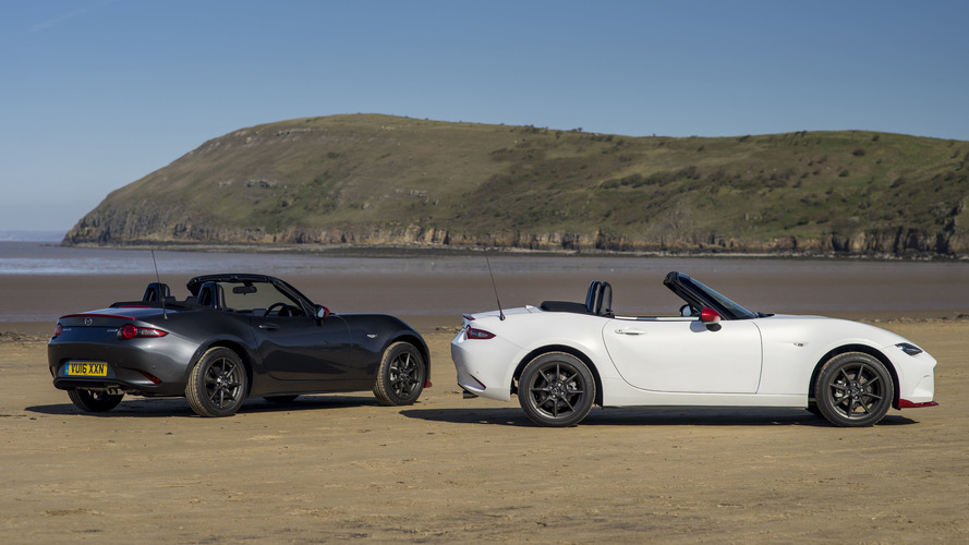 2016 Mazda MX-5 Miata Icon special edition
