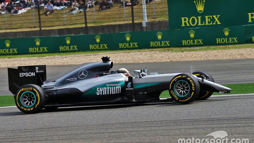 Hamilton: My car was