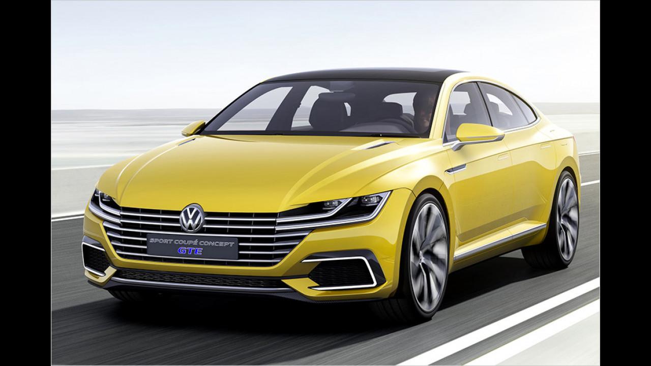 VW Sport Coupé Concept GTE (2015)