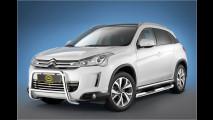 Cobra beißt Citroën-SUV