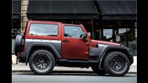 Breiter Luxus-Jeep aus England