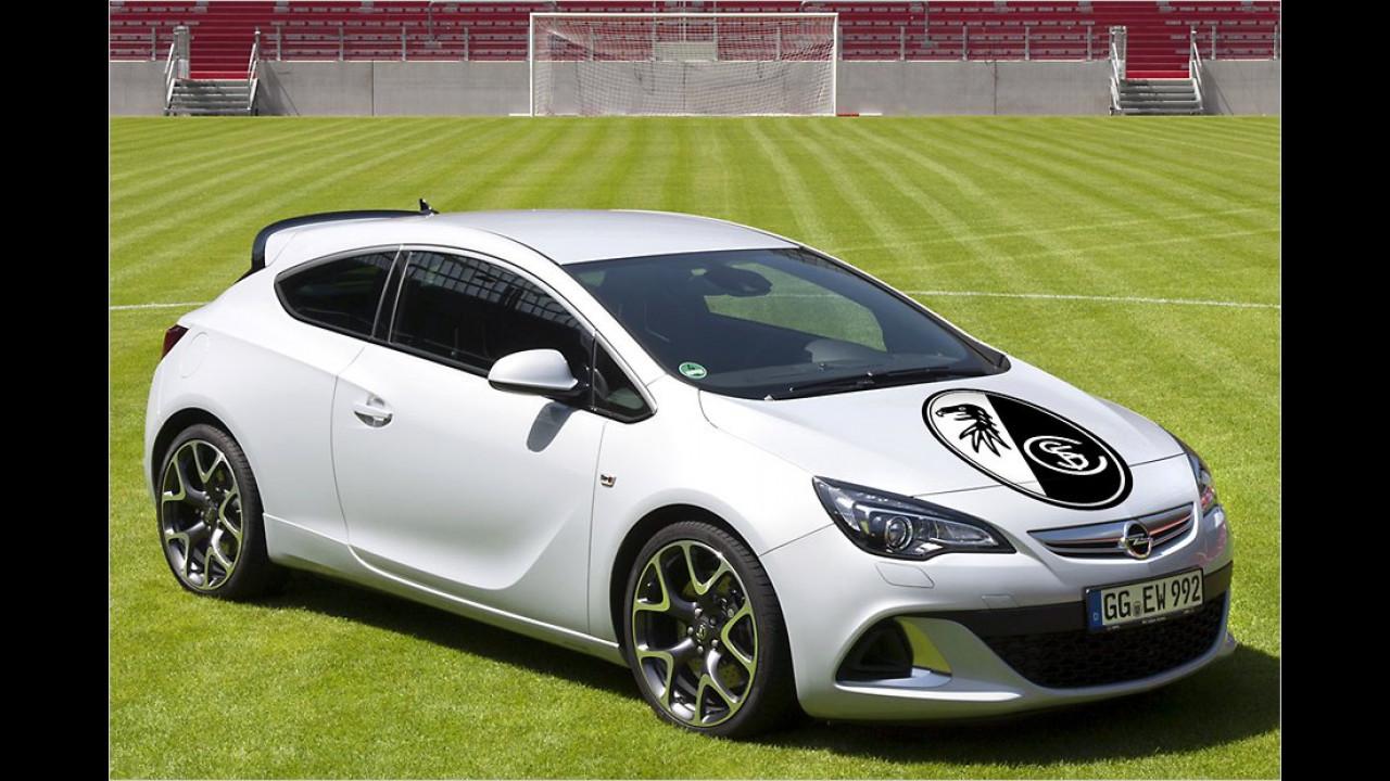 SC Freiburg: Opel