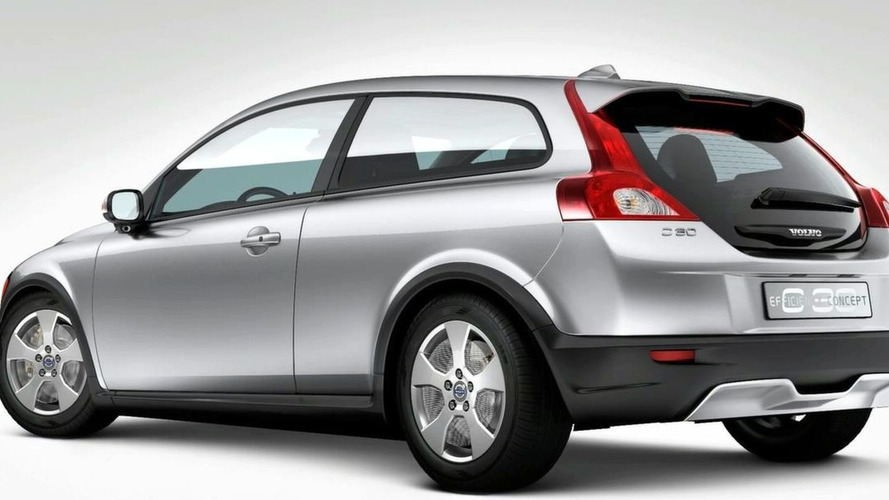Volvo C30 Efficiency Model Launched