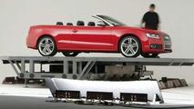 Audi S5 artist interpretation