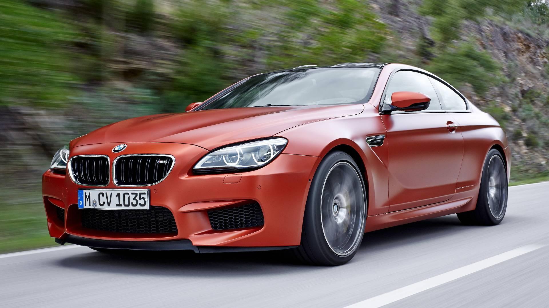 Bmw M6 News And Reviews Motor1 Com
