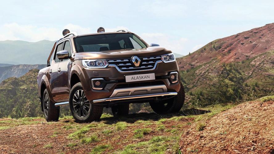 Llegada inminente del Renault Alaskan 2018 a Europa