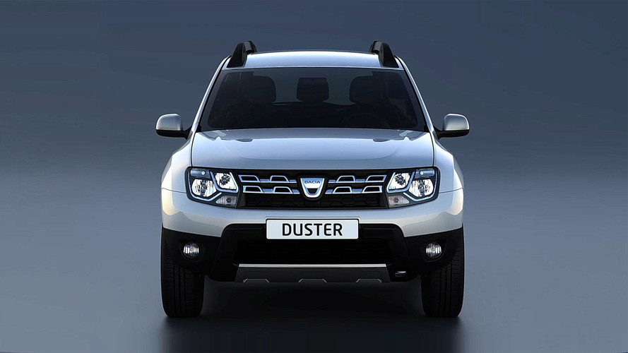The new 2018 Dacia Duster side-by-side with the old